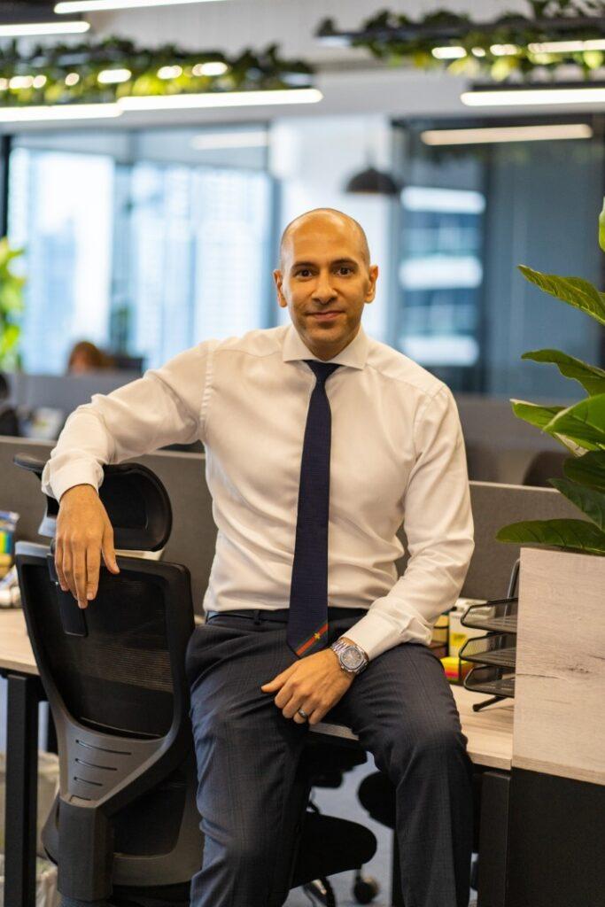 Ahmed Elshafei - CEO Haus 51 Real Estate Brokerage