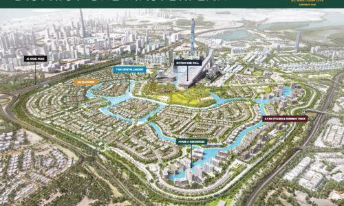 District One - Masterplan