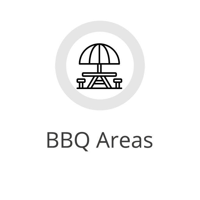La Rosa IV BBQ Areas