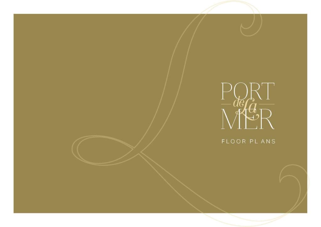La Rive Port de la Mer 1,2,3,4 & 5-bedroom apartments for sale in Jumeirah Dubai