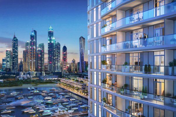 South Beach at Emaar Beachfront Apartments for Sale in Dubai