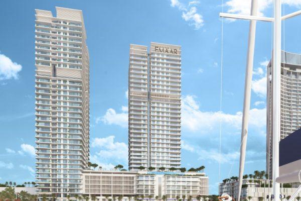 Sunrise Bay Emaar Beachfront Apartments for Sale