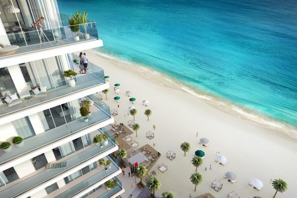 Sunrise Bay Emaar Beachfront Apartments for Sale in Dubai